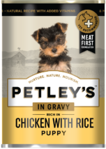 Petley's Chicken with Rice