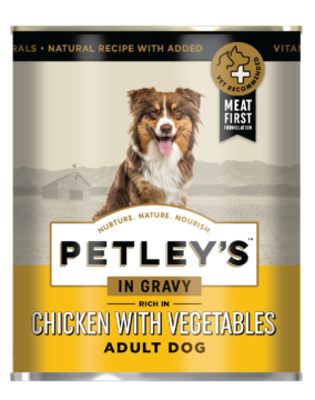 Petley's chicken with vegetables