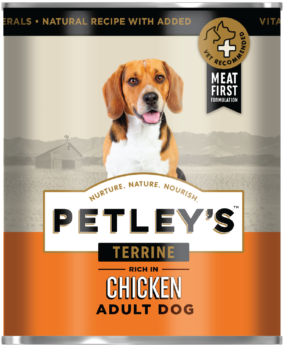 Petley's Rich in chicken