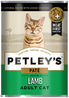 Petley's Rich in lamb