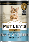 Petley's Rich in Ocean Fish with Pilchards
