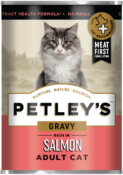 Petley's Rich in salmon