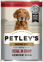 Petley's Oxtail in gravy