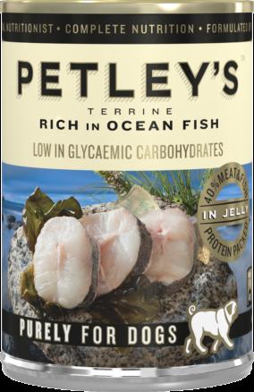 Rich in ocean fish